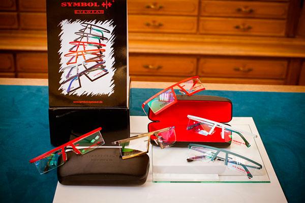 Symbol eyewear - Charakterstarke Brillenfassungen