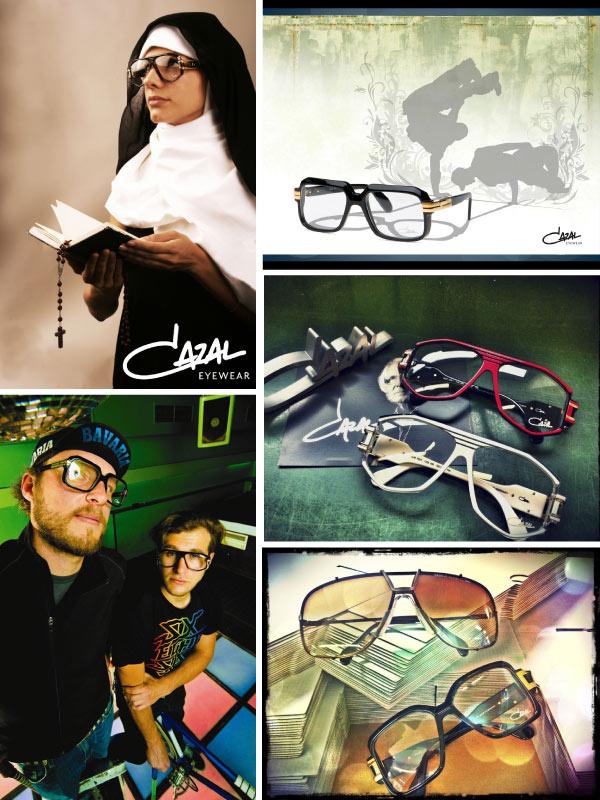 Cazal Legends - Außergewöhnliche Brillenfassungen