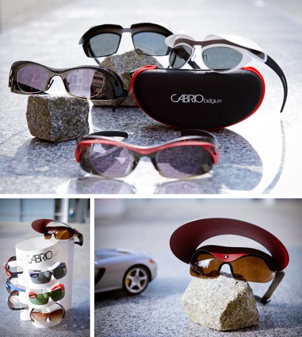 Die Cabrio Collection entworfen und entwickelt von Bieke Hoet (Hoet Design Studio Brügge)