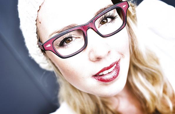 Brillengestelle für Frauen von Kowalski