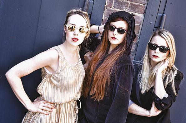 Sonnenbrillen für die Damen